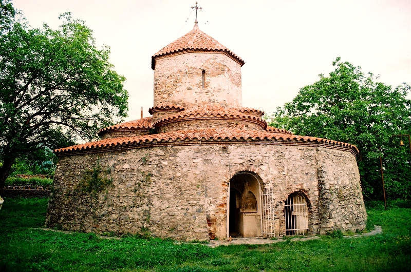 Old (Dzveli) Gavazi Church