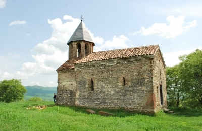 kavti big church of Mirzaani