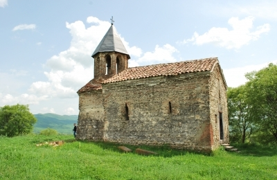 Alavardi church of Mirzaani