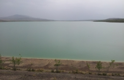 Dali mountain reservoir