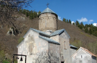 Tchule (Tchulevi) Monastery