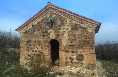 kavti small church of Mirzaani