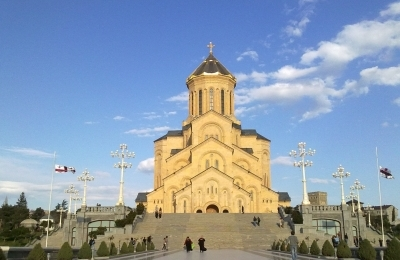 Holy Trinity Cathedral (Sameba)